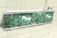 установка экрана в ванной в Хабаровске